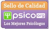 Sello de calidad psico.org los mejores psicólogos